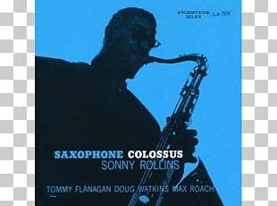 St. Thomas Saxophone Colossus Musician Song Tenor Saxophone PNG