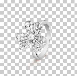 Van Cleef & Arpels Ring Diamond Jewellery Gold PNG