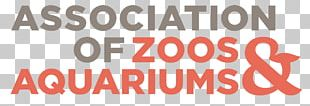 Association Of Zoos And Aquariums Logo Brand Font Product PNG