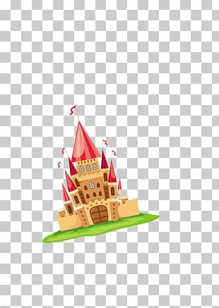 Cartoon Castle Animation Illustration PNG