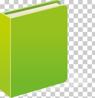 Hardcover Paper Book Cover PNG
