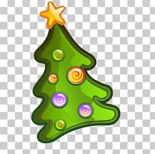 Santa Claus Christmas Tree Computer Icons Gift PNG