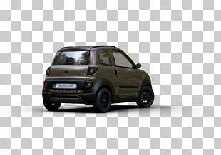 Compact Car Motor Vehicle Microcar PNG