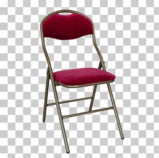 Folding Chair Plastic Seat Table PNG