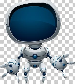Robot Integrated Circuit Technology PNG