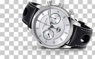 Frédérique Constant Watch Chronograph Clock Strap PNG