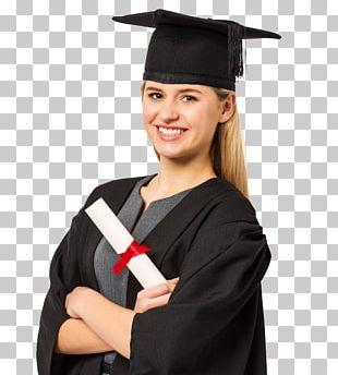 Graduation Ceremony Academic Dress Graduate University Master's Degree Gown PNG