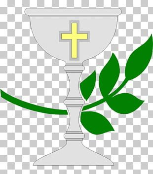 First Communion Eucharist Chalice Christianity PNG