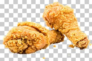Crispy Fried Chicken Fast Food Frying PNG