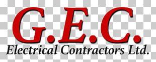 G.E.C. Electrical Contractors Ltd Abingdon Electrician Electricity PNG