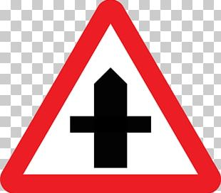 Traffic Sign Priority Signs Road Warning Sign PNG