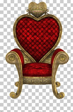 Throne Coronation Chair Queen Regnant PNG