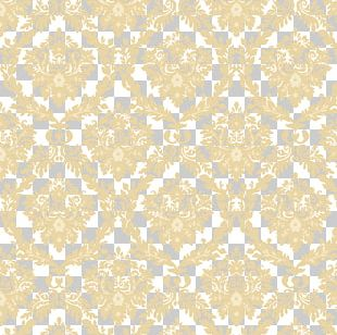 Gold Pattern PNG