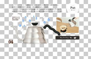 Kettle Teapot Coffee Re:CENO PNG