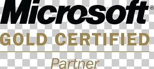 Microsoft Certified Partner Microsoft Partner Network Computer Software Custom Software PNG