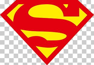 Superman Logo Superhero PNG