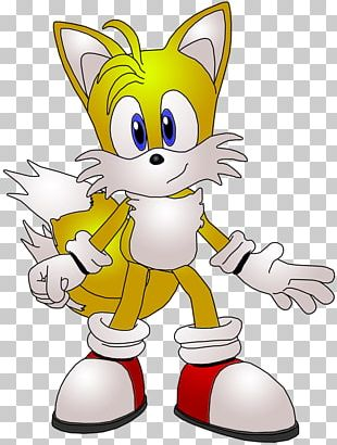 Cartoon Tails Whiskers PNG