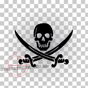 Pirate Jack Sparrow Jolly Roger Open PNG