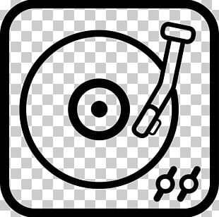 Phonograph Record Computer Icons Compact Disc Sound Recording And Reproduction PNG
