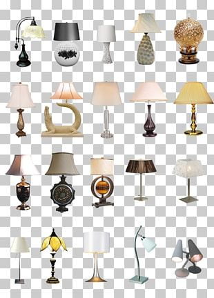 Table Lampe De Bureau Light Fixture PNG