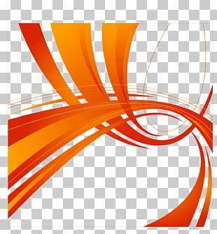 Orange Line Vecteur Computer File PNG