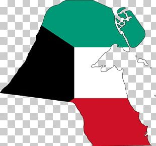 Flag Of Kuwait Map National Flag PNG