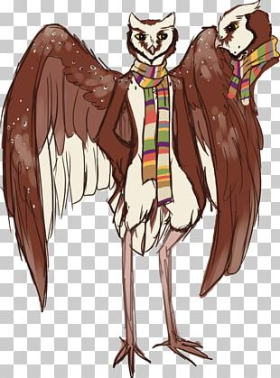 Owl Costume Design Beak Feather PNG