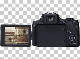 Canon PowerShot G1 X Mark III Point-and-shoot Camera Photography PNG