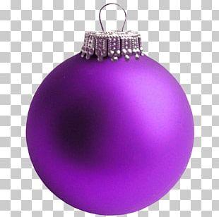 Christmas Ornament Santa Claus Christmas Decoration Bombka PNG
