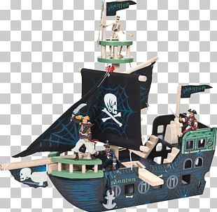 Toy Ghost Ship Piracy PNG
