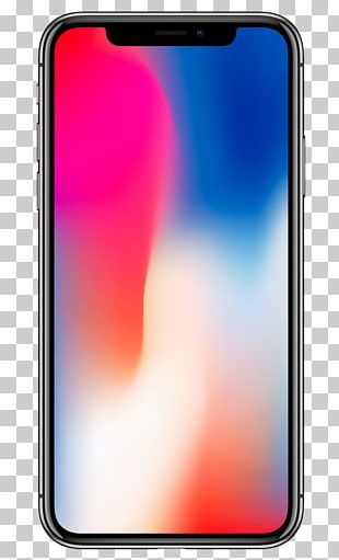 IPhone 8 Plus IPhone X Telephone Retina Display PNG