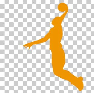 Basketball Player Slam Dunk Wall Decal Athlete PNG
