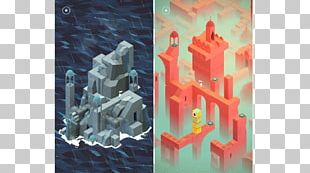 Monument Valley 2 Best Puzzle Games Video Game PNG