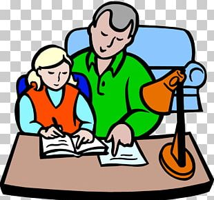 Parent Child Homework PNG