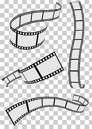 Photographic Film Filmstrip Roll Film PNG