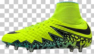 UEFA Euro 2016 Cleat Nike Hypervenom Football Boot PNG