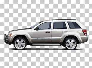 2008 Jeep Grand Cherokee Car Sport Utility Vehicle Volkswagen PNG