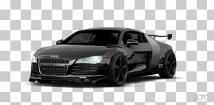 Audi R8 Car Alloy Wheel Motor Vehicle PNG