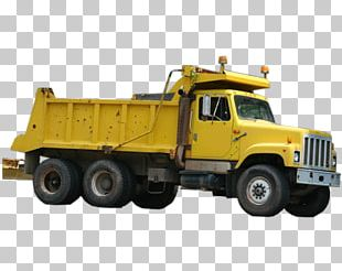 Car Dump Truck Pickup Truck Peterbilt PNG