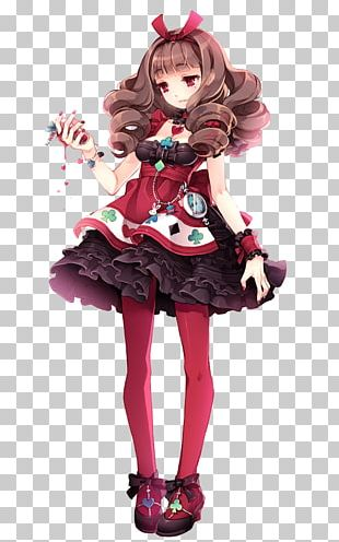 Red Queen Fate/stay Night Queen Of Hearts White Queen Anime PNG