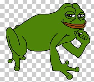Pepe The Frog True Frog T-shirt PNG