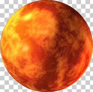 Planet Mars Jupiter PNG