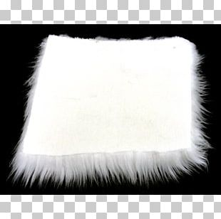 Fur Eyelash Rectangle Feather PNG