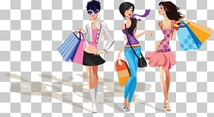 Shopping Fashion PNG