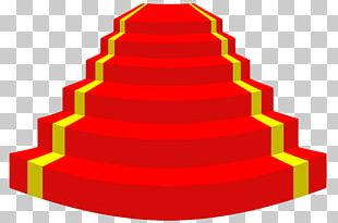 Red Carpet Stairs PNG