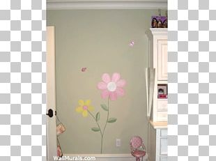 Window Wall Interior Design Services Paint Mural PNG