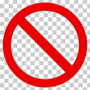 No Symbol Smoking Ban Sign PNG