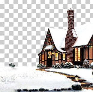 Snow Christmas Winter PNG