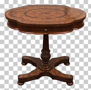 Table Wood Stain Antique PNG