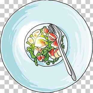 Fruit Salad Vegetable Salad Dressing Food PNG